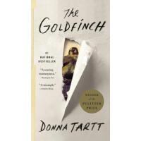 The Goldfinch: A Novel 金翅雀【英文原版 Donna Tartt著、普利策奖、纽约时报年度好书、