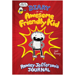 Diary of an Awesome Friendly Kid 小屁孩日记:罗利・杰斐逊的日记