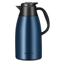 富光SR004家用保温壶不锈钢大容量1.6L/2L大号保温瓶热水瓶开水瓶2000ML水壶