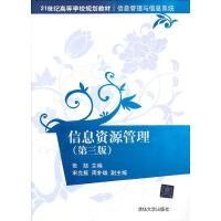 信息资源管理(第三版)(21世纪高等学校规划教材・信息管理与信息系统)