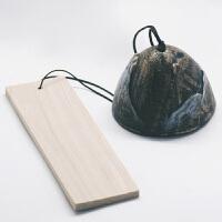 铁风铃挂饰富士山复古日式和风寺庙铃铛生日礼物
