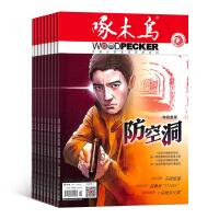 啄木鸟杂志订阅 文学文摘期刊杂志 公安法制文学书籍 2019年12月起订全年订阅 1年共12期 杂志订阅 杂志铺