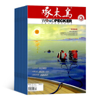 啄木鸟杂志订阅 文学文摘期刊杂志 公安法制文学书籍 2020年4月起订全年订阅 1年共12期 杂志订阅 杂志铺