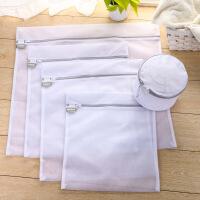 新款洗衣袋洗护袋洗衣机衣物清洗保护袋 护洗袋 内衣袋清洗袋5个 图片色