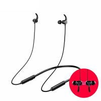 无线蓝牙耳机 运动跑步双耳塞式挂耳式入耳颈挂式超长待机苹果华为可接听电话手机 官方标配