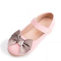 2019新款中大童表演鞋儿童单鞋女童皮鞋公主软底小皮鞋