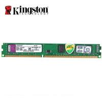 Kingston金士顿内存条 DDR3 4G台式机内存(PC3-12800/1.5V电压内存) 品质可靠,兼容性好;电脑升级内存扩容