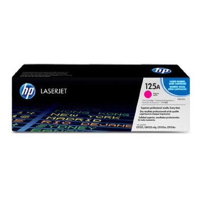 HP/惠普 CB543A硒鼓 适用(CP1215,CP1515n,CP1518ni) 125A硒鼓 原装耗材 支持全国验货 售出不退换的哦