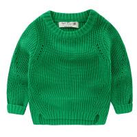 男童针织衫套头毛衣新款春秋装秋冬装童装宝宝儿童小童U5302