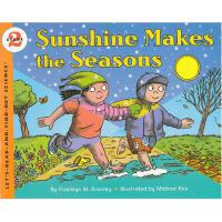 Sunshine Makes the Seasons (reillustrated) (Let's Read and