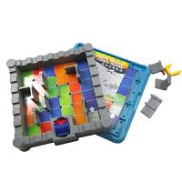 小乖蛋 桌面游戏 越狱游戏城堡历险记智力逻辑推理迷宫类益智玩具 城堡历险记0508