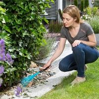 园艺手工具 家用花园细齿小草耙子