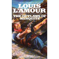 OUTLAWS OF MESQUITE, THE(ISBN=9780553287141) 英文原版