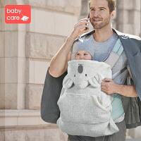 babycare婴儿背带挡风被 宝宝外出春秋冬罩衣抱被新生儿防风保暖