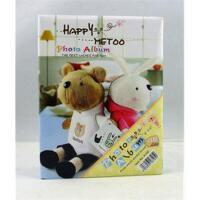 小兔兔metoo咪兔/咪熊相册影集 4R/6寸100张相册
