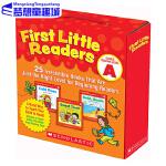 小读者系列 First Little Readers: Guided Reading Level A 学乐阅读指导 A
