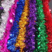 2019婚礼布置用品彩条毛条生日圣诞派对装饰彩带节庆元旦节日拉花装饰