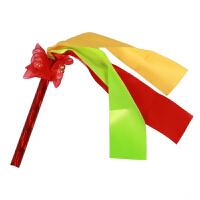 助威道具 儿童体操早操花棍幼儿园器械操手持道具手摇铃铛助威加油道具