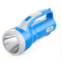 久量双功能LED探照灯 户外露营灯 手提台灯 家用应急手电筒7025