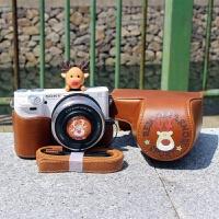 定制XA5M3相机包M皮套M6索尼A6000圣诞鹿A50XA3 M50 XA5 【-mm】