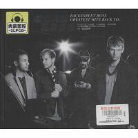 (2CD)后街男孩 重聚梦想 后街男孩 演唱