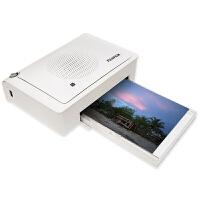 富士PrinCiao Smart手机照片打印机家用小型无线相片迷你小俏印 官方标配不含相纸 套餐含相纸
