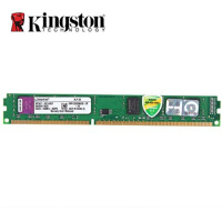 Kingston金士顿内存条 DDR3 2G台式机内存(PC3-12800/1.5V电压) 品质可靠,兼容性好;电脑升级内存扩容