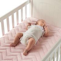 20181114105610999婴儿床垫子棉垫新生儿小褥子床褥冬宝宝铺被四季通用垫被婴儿床垫 (150*70/150