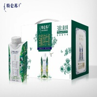 【9月生产】蒙牛特仑苏有机纯牛奶250ml*10 梦幻盖包装