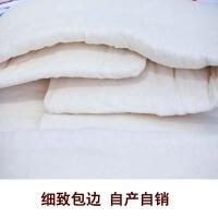 棉花被芯被子新疆纯棉花天然里外全棉春秋冬被垫被棉絮垫被