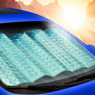 汽车遮阳挡防晒贴隔热帘挡阳遮光板车内用前挡风玻璃车侧窗太阳档
