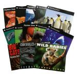 Smithsonian Collins科学博物馆 动物世界系列13本套装 经典科普读物 百科书籍 Seymour si