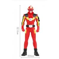 巨神玩具3战击队玩具 太阳战机王 合体装备套装 奥迪正版