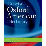 【预订】The Concise Oxford American Dictionary
