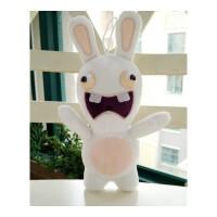 疯狂的兔子 毛绒玩具黄渤同款龅牙兔疯狂的兔子小公仔比基尼兔子会说话