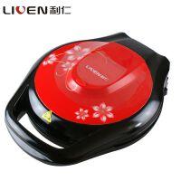 利仁 LR-320D 电饼铛 煎烤机 32CM大烤盘悬浮180度双面加热