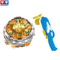 飓风战魂5圣殿守卫赤镰幽冥儿童强化升级版陀螺拉线玩具 特化系列-圣殿守卫(陀尖升级 加送战斗盘)