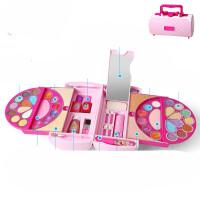 儿童化妆品套装女孩化妆盒玩具小公主彩妆盒女童指甲油