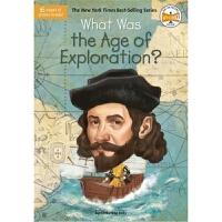What Was the Age of Exploration? 英文原版 大航海时代是什么?地理大发现时代 中小学生读