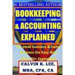 【预订】Bookkeeping & Accounting Explained: For Small Business