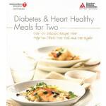 【预订】Diabetes and Heart Healthy Meals for Two: Over 170 Deli