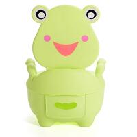 青蛙�和�坐便器抽�鲜��鹤�便器����便尿盆小孩�R桶坐便凳