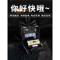 车载充气泵车载打气泵新款数显充气泵12V小轿车数显多功能充气泵