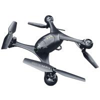 有摄像头的直升机拍照飞机高清专业抖音无人机航拍高清遥控小飞机感应飞行器超长续航 黑色升级版 4K高清摄像头 自动跟随