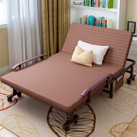 免安装折叠床1.2米办公室午休床单人简易陪护床可折叠双人1.5米午睡床