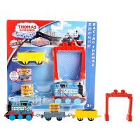 托马斯和朋友电动系列之趣味车厢组合DHC50 儿童玩具小火车托马斯 奔跑的托马斯DHC63 电动系列