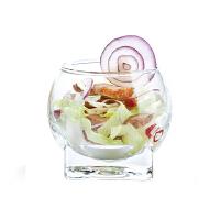 小玻璃杯透明冰淇淋杯创意家用布丁酸奶甜品沙拉杯沙冰杯鸡尾酒杯