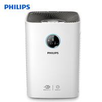 飞利浦(PHILIPS)空气净化器 家用办公室除甲醛 除雾霾 除颗粒物过敏源 APP远程控制 智能数显 AC6676/0