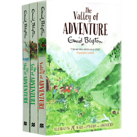 伊妮德冒险小说系列 英文原版 Enid Blyton The Adventure Series 8本全套装 青少年小说