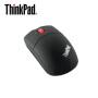 ThinkPad蓝牙鼠标0A36414,全新激光引擎更省电;联想蓝牙无线鼠标红点小黑鼠,Think原厂选件笔记本鼠标,ThinkPad无线蓝牙鼠标